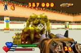 Serious Sam Game Boy Advance A better look at the bladder beast.