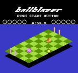 Ballblazer NES An interesting animated title screen