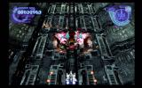 Silpheed: The Lost Planet PlayStation 2 The First of Many Bosses