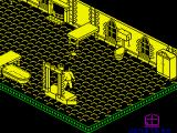 Nosferatu the Vampyre ZX Spectrum The next room