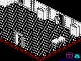 Nosferatu the Vampyre ZX Spectrum Something on the table