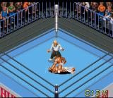 Super Fire Pro Wrestling X Premium SNES Face punches. Perfectly legal, and a good way cut someone open