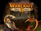 Warcraft II: The Dark Saga PlayStation Title screen