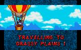 Whizz DOS Travelling to the grassy plains!