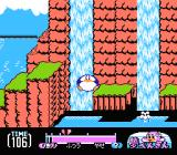 Yume Penguin Monogatari NES If you die, you are simply returned to the place where you died.