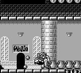 Wario Land II Game Boy Smash things with your charge move.