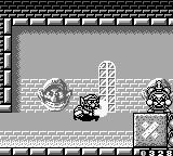 Wario Land II Game Boy Turning off that alarm clock is your first goal