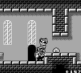 Wario Land II Game Boy Until Wario chucks another enemy at him.