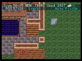 RPG Maker PlayStation Editing a dungeon