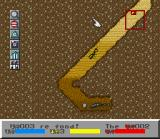 SimAnt: The Electronic Ant Colony SNES Just starting out in the black nest