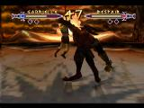 Xena: Warrior Princess - The Talisman of Fate Nintendo 64 Despair has Gabrielle by the head