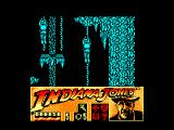 Indiana Jones and the Last Crusade: The Action Game Amstrad CPC Even Indy's enemies can climb ropes
