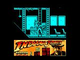 Indiana Jones and the Last Crusade: The Action Game Amstrad CPC Radio room