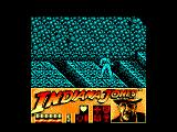 "Indiana Jones and the Last Crusade: The Action Game Amstrad CPC ""I don't see the Holy Grail so far."""