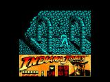 Indiana Jones and the Last Crusade: The Action Game Amstrad CPC In between two archways
