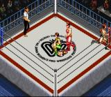 Super Fire Pro Wrestling Queen's Special SNES Battle Royal