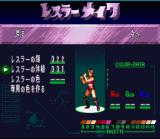 Super Fire Pro Wrestling Queen's Special SNES Setting the looks in CaW mode