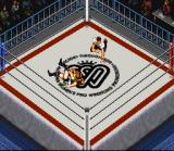 Super Fire Pro Wrestling Queen's Special SNES Hook pin