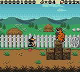 "Daffy Duck: ""Fowl Play"" Game Boy Color Don't step on mousetraps."