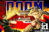 DOOM II Game Boy Advance Title screen