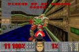 DOOM II Game Boy Advance Everything bleeds green now.