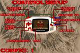 DOOM II Game Boy Advance Control set-up