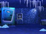 Goosebumps: Attack of the Mutant Windows The freezer room