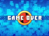 Mega Man Network Transmission GameCube Game over!