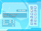 Mega Man Network Transmission GameCube You can access various options from the main menu