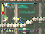 Mega Man Network Transmission GameCube Destroying viruses will sometimes yield energy