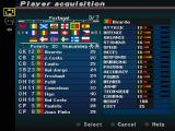 World Soccer: Winning Eleven 6 International PlayStation Buying players, otherwise known as the key element in Master Mode