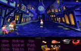 Note the updated interface for Monkey Island 1