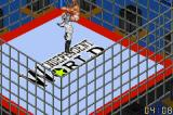 Fire Pro Wrestling 2 Game Boy Advance Preparing a powerbomb