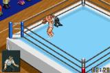 Fire Pro Wrestling 2 Game Boy Advance Everyone has to start by somewhere. If it's a seedy gymnasium... be it.