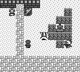 Dragon Warrior I & II Game Boy Color Dragon Warrior I town on GB