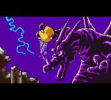 Dragon Warrior I & II Game Boy Color Dragon Warrior I opening movie on Game Boy Color