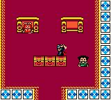 Dragon Warrior I & II Game Boy Color Dragon Warrior I throne room on GBC