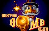 Boston Bomb Club Amiga Title screen