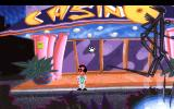 Leisure Suit Larry 1:  In the Land of the Lounge Lizards DOS Outside of the casino