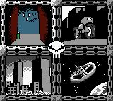 Spawn Game Boy Color Select your stage