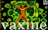 Vaxine Atari ST Loading screen