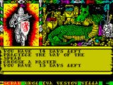 Swords & Sorcery ZX Spectrum That's not why I chose it first, of course...