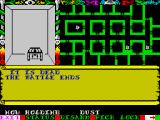 Swords & Sorcery ZX Spectrum It's a treasure chest