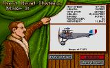 Knights of the Sky Atari ST At this early stage, you only have two planes to choose from