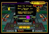 Klax Genesis How to play