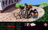 Maniac Mansion: Day of the Tentacle DOS Using an object