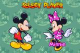 The Great Circus Mystery starring Mickey & Minnie Game Boy Advance Choose between playing as Mickey or Minnie