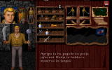 Veil of Darkness DOS The inventory and status screen.