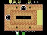Alcazar: The Forgotten Fortress ColecoVision A bottomless pit.