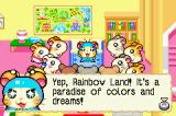 Hamtaro: Rainbow Rescue Game Boy Advance At the Ham-Ham's home, Prince Bo explains that he's from Rainbow land.